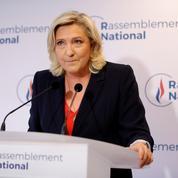 Pour Le Pen, «Berlin n'est pas le bon partenaire» pour Paris