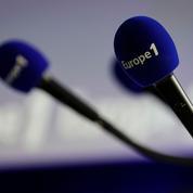 Protestations à Europe 1 contre une codiffusion avec CNews