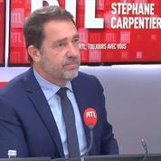 Vaccination : les «Français attendaient ce petit coup de pression», selon Christophe Castaner