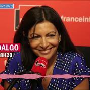 Anne Hidalgo dénonce l'attitude «politique» du préfet de police Didier Lallement