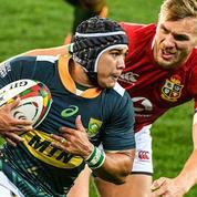 Tournée : les Lions chutent face à l'Afrique du Sud A