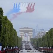 14 juillet: «La République est nationale!»