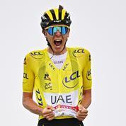 Tour de France : Pogacar intouchable au sommet
