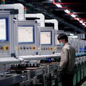 La croissance chinoise devrait fortement ralentir au 2e trimestre