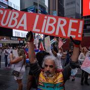 Cuba: plus de 100 personnes en détention