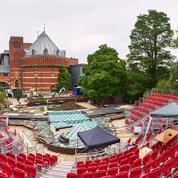 Dans la ville de Shakespeare, le théâtre se réinvente en plein air