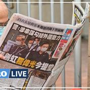 Hongkong : 2020 élue «pire année» pour la liberté de la presse, selon un syndicat de journalistes