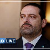 Liban : démission du premier ministre Saad Hariri