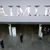 Daimler: bonne performance au 2T, malgré les pénuries