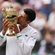 Novak Djokovic confirme sa participation aux JO de Tokyo