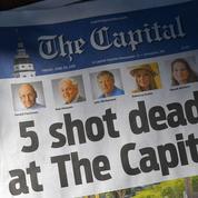 L'auteur d'une tuerie dans un journal américain jugé pénalement responsable