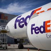 Blocage de plateformes de FedEx contre des «inégalités de traitement»