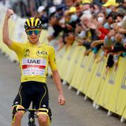 Tour de France : et de trois pour Pogacar