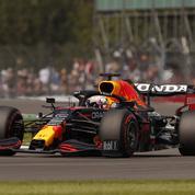 F1 : Verstappen le plus rapide à Silverstone lors des essais