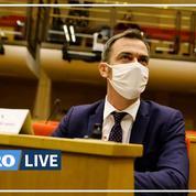 Covid-19 : seule une «ultra-minorité» s'oppose à la vaccination, estime Olivier Véran