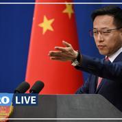 La Chine rejette les critiques de l'OMS sur les origines de la pandémie