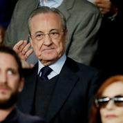 «Escrocs», «imbécile», «égoïstes»... Dans la tourmente, Perez allume plusieurs anciens du Real Madrid