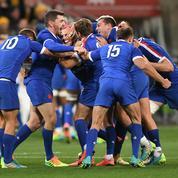 XV de France : le jour de gloire est arrivé