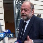 Le garde des Sceaux Éric Dupond-Moretti mis en examen