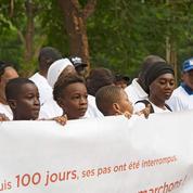 Mali : 100 jours après son enlèvement, une marche de soutien pour le journaliste français Olivier Dubois