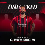 Le journal du mercato : Olivier Giroud à l'AC Milan, c'est fait
