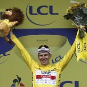 Tour de France : Pogacar vise la victoire aux JO de Tokyo