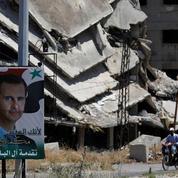 Syrie: Assad prête serment pour un quatrième septennat