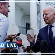Les réseaux sociaux «tuent» en laissant circuler la désinformation sur les vaccins, selon Joe Biden