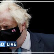 Covid-19 : Boris Johnson contraint de s'isoler à la veille de la levée des restrictions