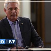 Cuba: la vice-présidente vénézuélienne a rencontré Díaz-Canel
