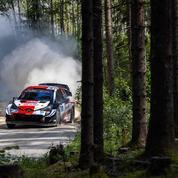 À 20 ans, Kalle Rovanperä devient le plus jeune vainqueur d'un rallye, en Estonie