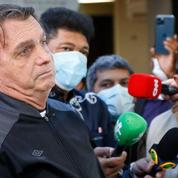 Brésil: Bolsonaro quitte l'hôpital après quatre jour de traitement