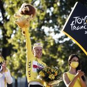 Tour de France : Et de deux pour Pogacar, et de trois pour Van Aert