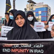 À Bagdad, des centaines de manifestants demandent «la fin de l'impunité»