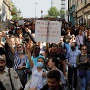 Besançon : la maire dépose plainte après le décrochage d'un drapeau français lors d'une manifestation anti-vaccins