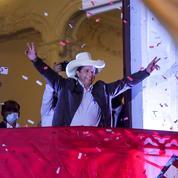 Pedro Castillo proclamé vainqueur de la présidentielle au Pérou