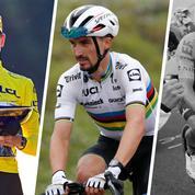 Pogacar, Roglic, Alaphilippe : le carnet de notes des favoris du Tour de France