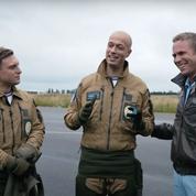 Défi présidentiel relevé : le vol en vidéo de McFly et Carlito avec la Patrouille de France