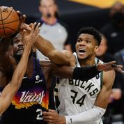 Finales NBA : balle de titre pour Milwaukee