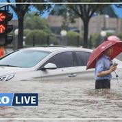«Un an de pluie en 24 heures»: des inondations record frappent la Chine
