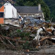 Inondations en Allemagne : l'État en première ligne pour payer une facture «en milliards d'euros»