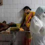 Inde : plus de 45.000 cas de «champignon noir» parmi les malades du Covid-19