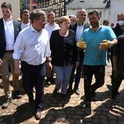 Berlin décide de premières aides financières pour les sinistrés