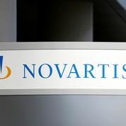 Le bénéfice net de Novartis en hausse de 55% au deuxième trimestre, à près de 2,9 milliards de dollars