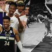 Tops/Flops du match 6 des Finales NBA : Antetokounmpo crève l'écran, Booker rate le coche