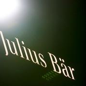 Julius Baer voir son bénéfice semestriel bondir de 23% avec la hausse des marchés