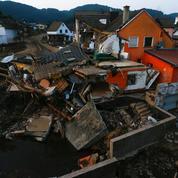 Allemagne : les inondations coûteront jusqu'à 5 milliards d'euros de dégâts aux assureurs