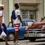 Cuba: «Hausse dramatique» des cas de Covid-19 (OPS)