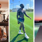 Entre farniente, entretien physique et reprise imminente : l'été des stars du foot