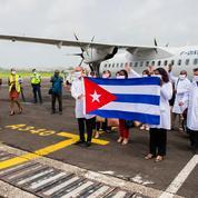 Covid-19: le nombre de cas explose en Martinique